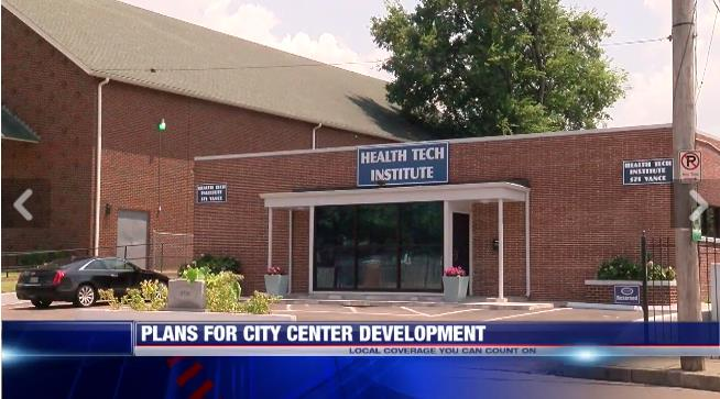 City Plans to Revamp South City